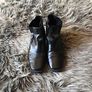 White Stag Ankle Boots